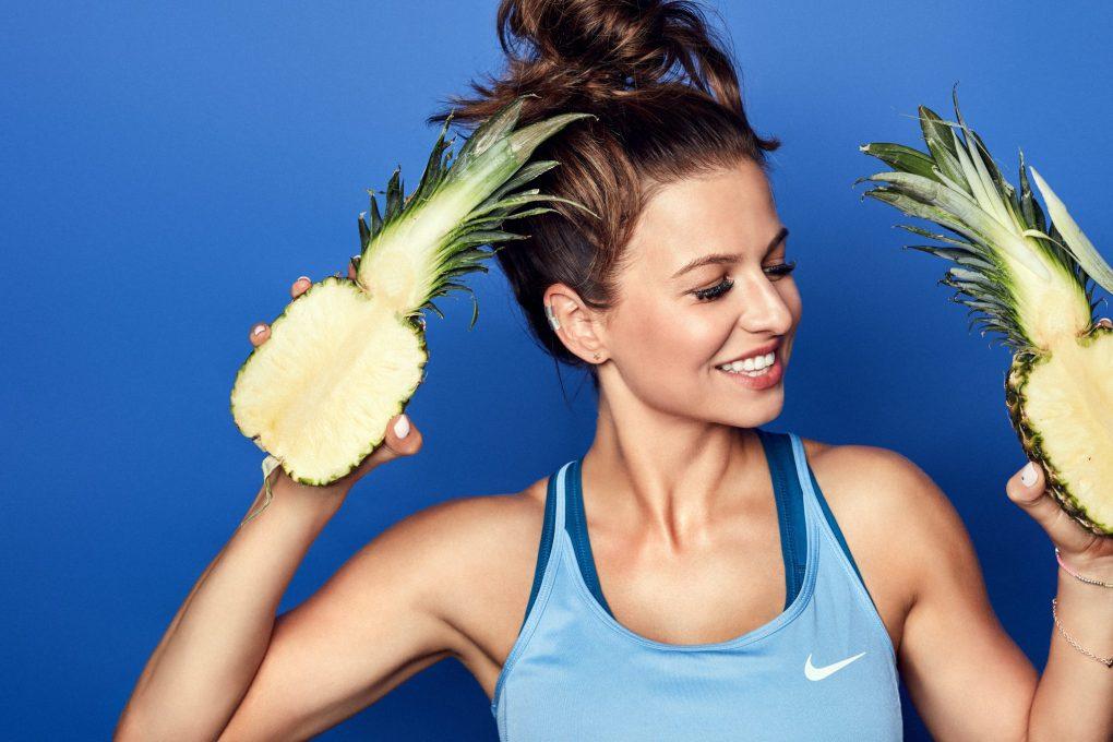 Ananas i jego właściwości Anna Lewandowska healthy plan