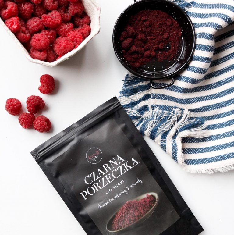 freeze dried berries on the yeast free diet