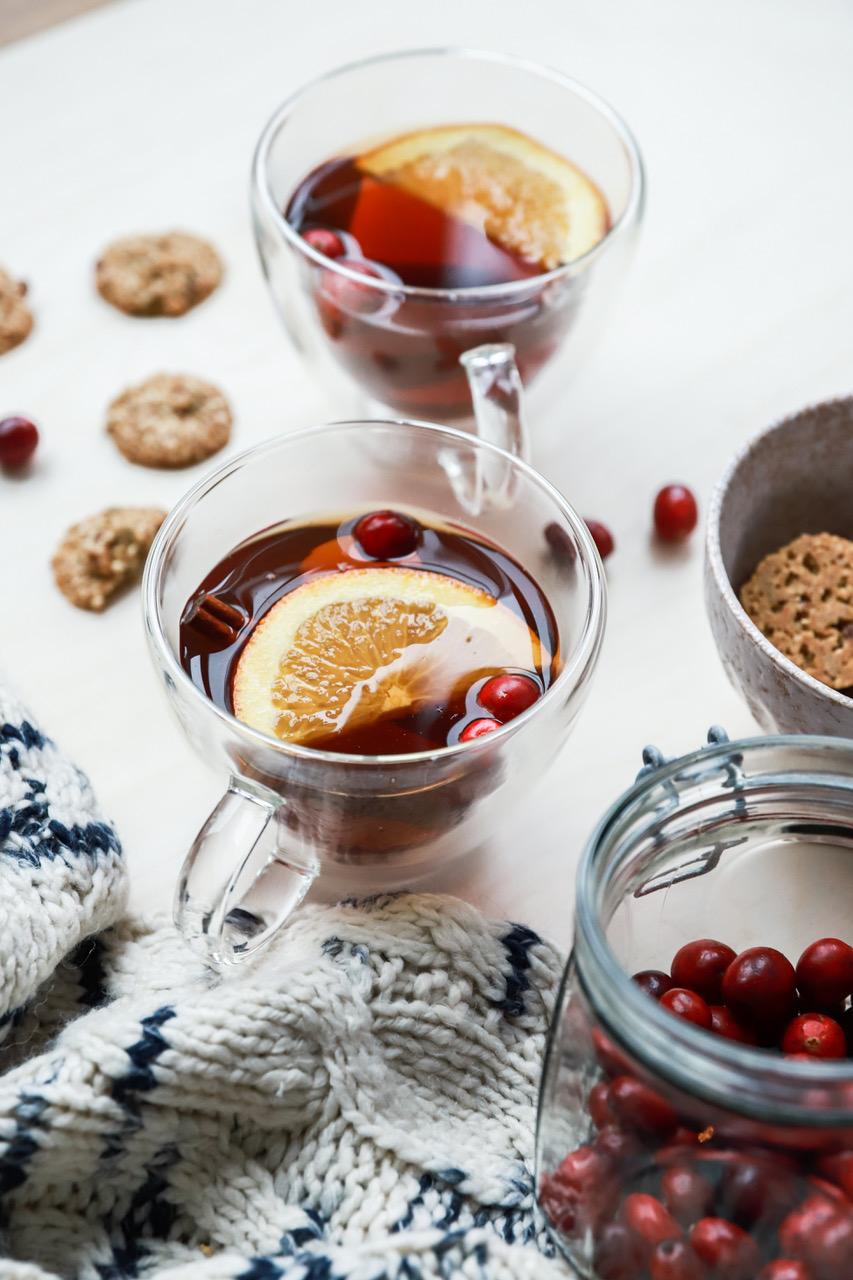 herbata-żurawina